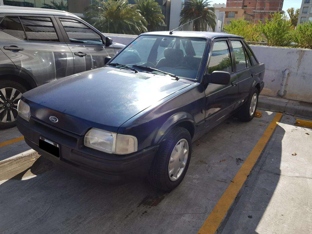 Ford Escort 1.6 Ghia Sx