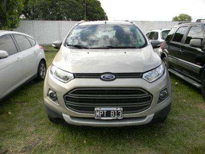 FORD ECOSPORT  FREE STYLE 1.6N UNICA