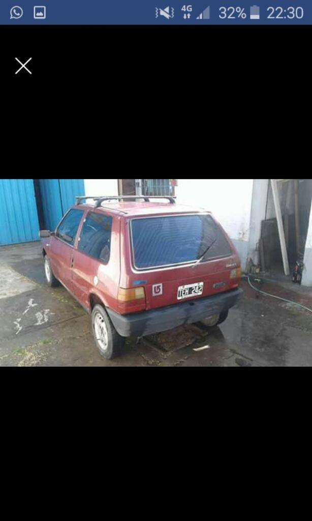 Fiat Uno Scv