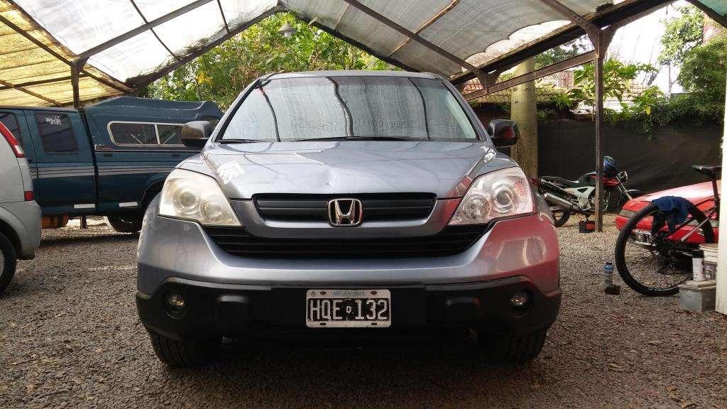 Honda CRV LX // MV Automotores // Financiamos al 100%
