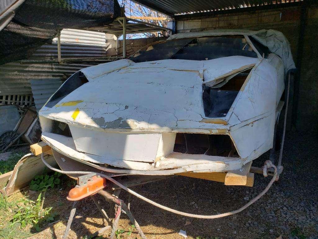 Proyecto Lamborghini Murcielago
