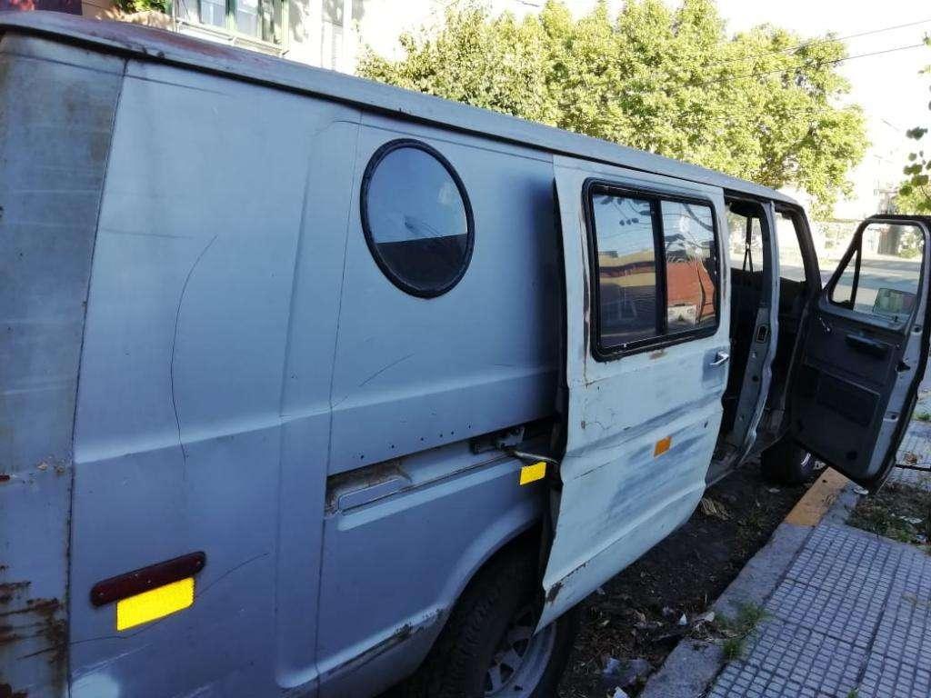Ford Econoline Motor Mercedes Benz