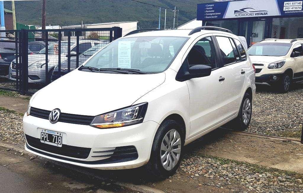 VW SURAN 1.6 COMFORTLINE LINEA NUEVA AÑO  CON SOLO