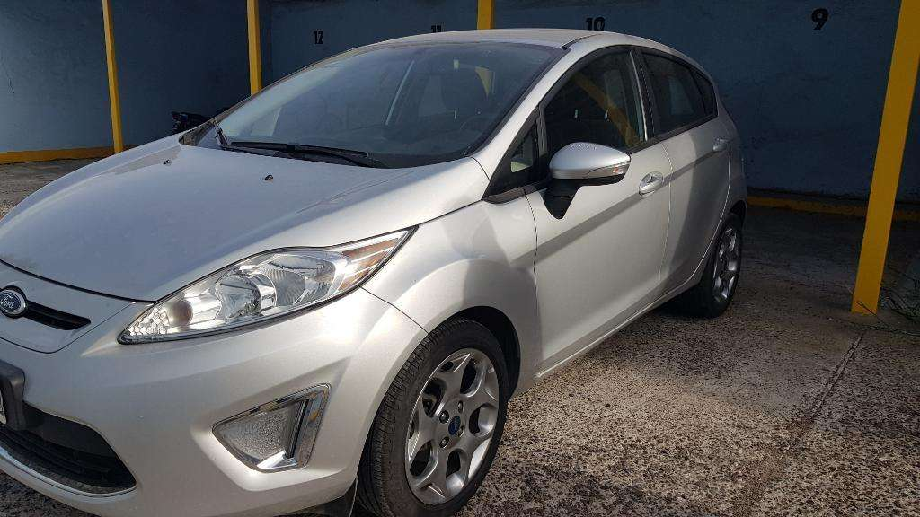 Ford Fiesta Kinetic No Focus Cruze
