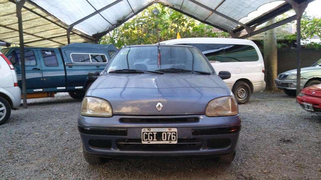 Renault Clio  // MV Automotores // Financiamos al 100%