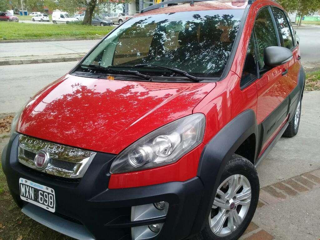 Fiat Idea Adventure  con Gnc