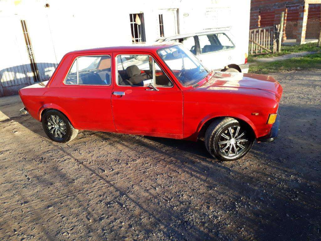 Vendo Fiat 128 Berlina Iava