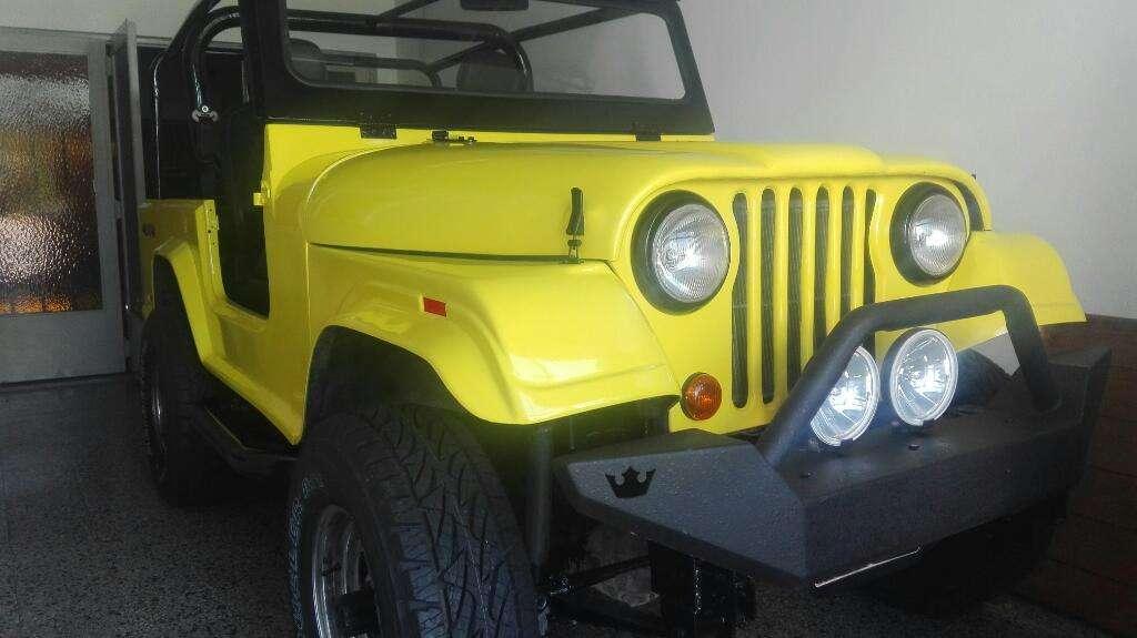 Jeep 4 X 4 Chevrolet 250