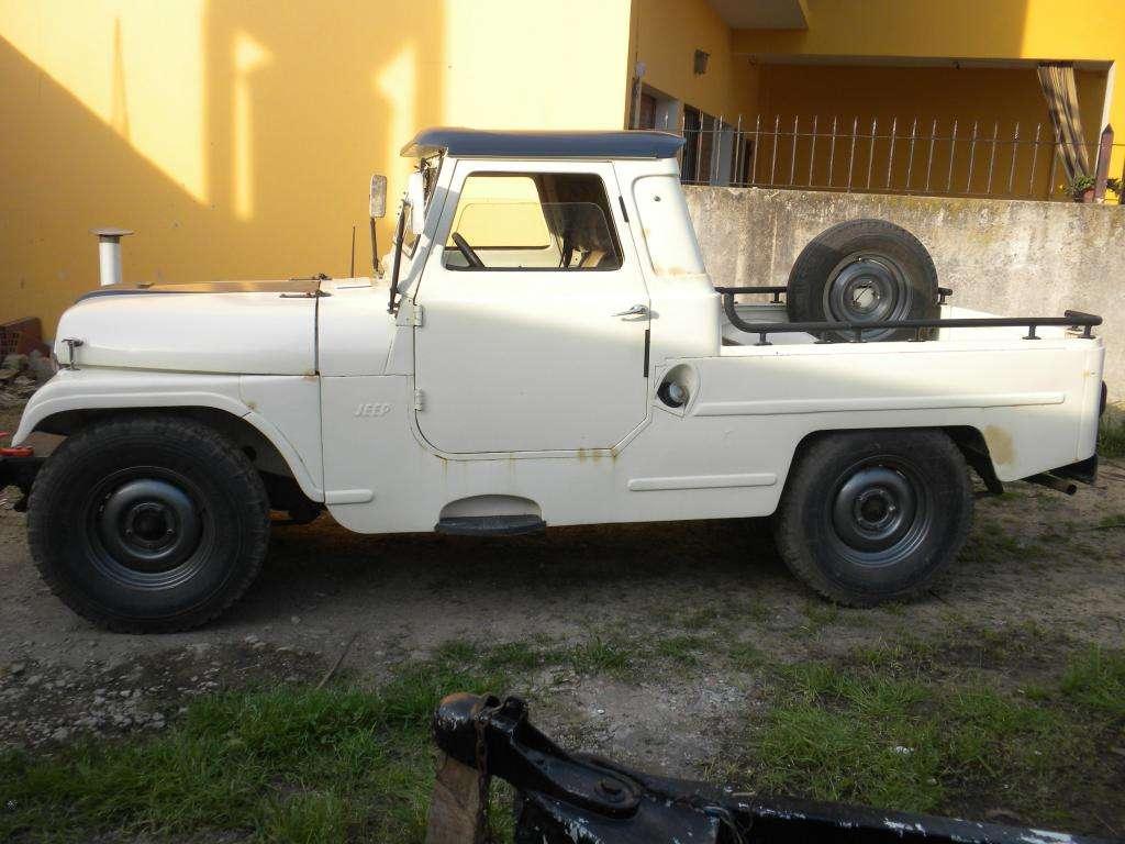 Jeep Ika Largo original
