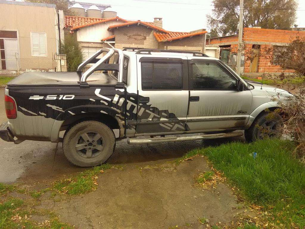 S10 limited 4x4