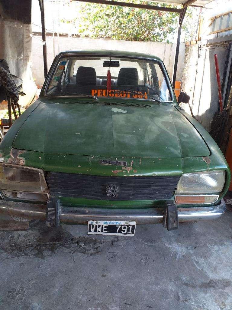 Vendo Peugeot Nafta