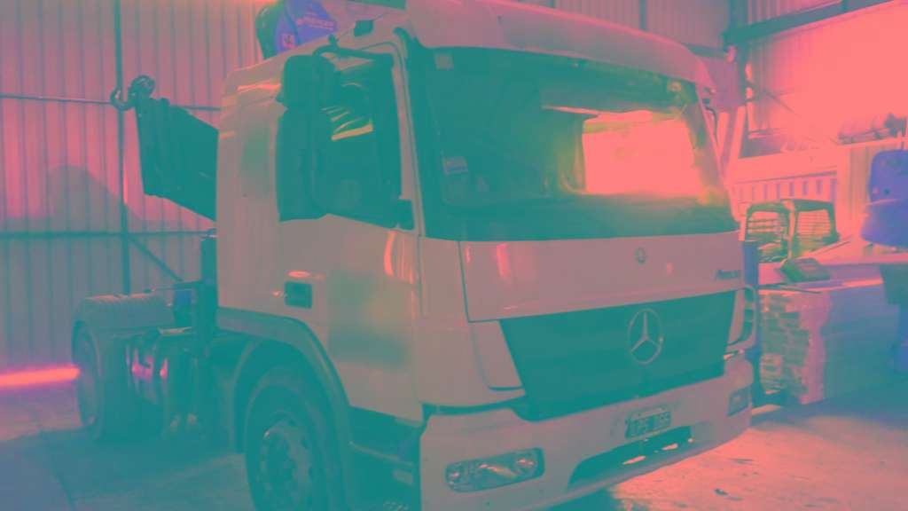 MERCEDES BENZ ATEGO  S 36 CD