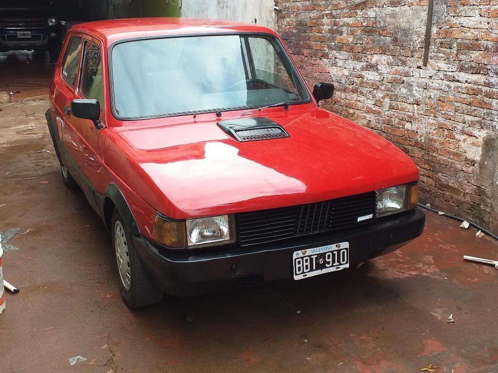 Vendo Fiat147 Vivace Md96 Todos Los Pap.