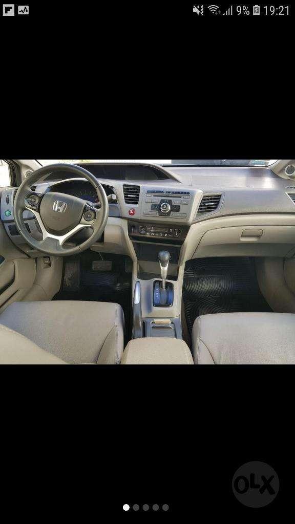 Vendo Honda Civic Exs At.  Impecable