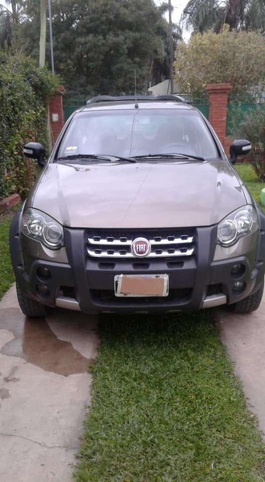 VENDO Fiat Palio Adventure Locker