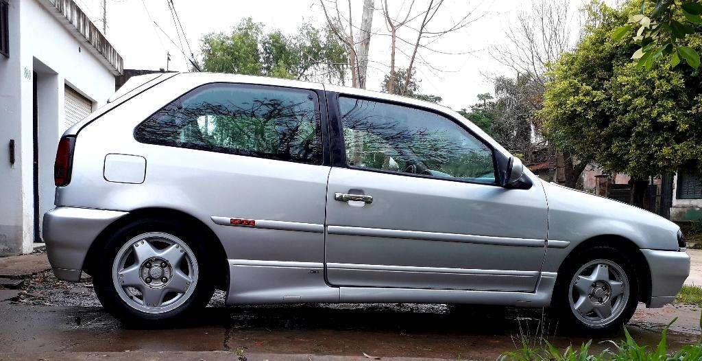Vw Gol Gti Impecable