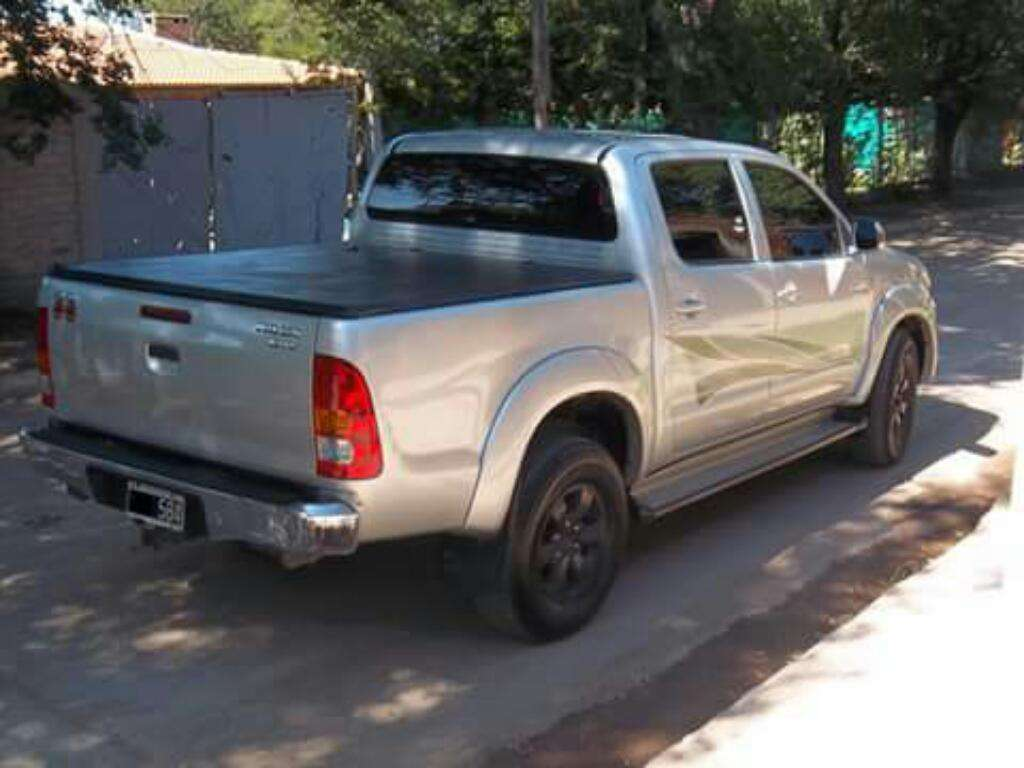 Toyota Hilux pto x camion