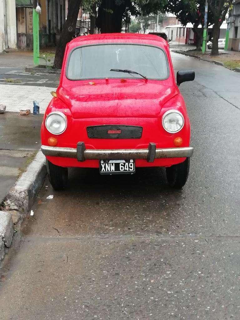 Fiat 600 Muy Buen Estado