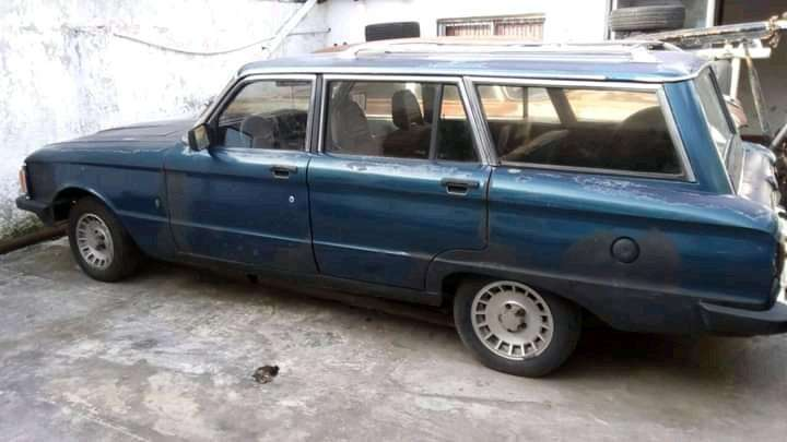 Ford falcon rural AUTOMATICA gnc