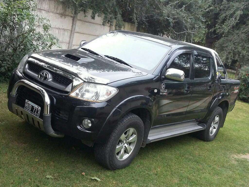 Toyota Hilux 4x