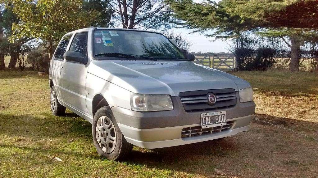 Fiat uno GNC/nafta  km