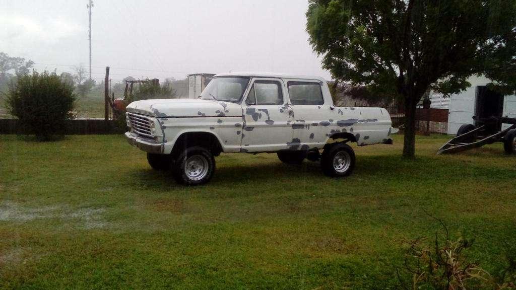 ford f100 v8 camioneta doble cabina pick up levantada