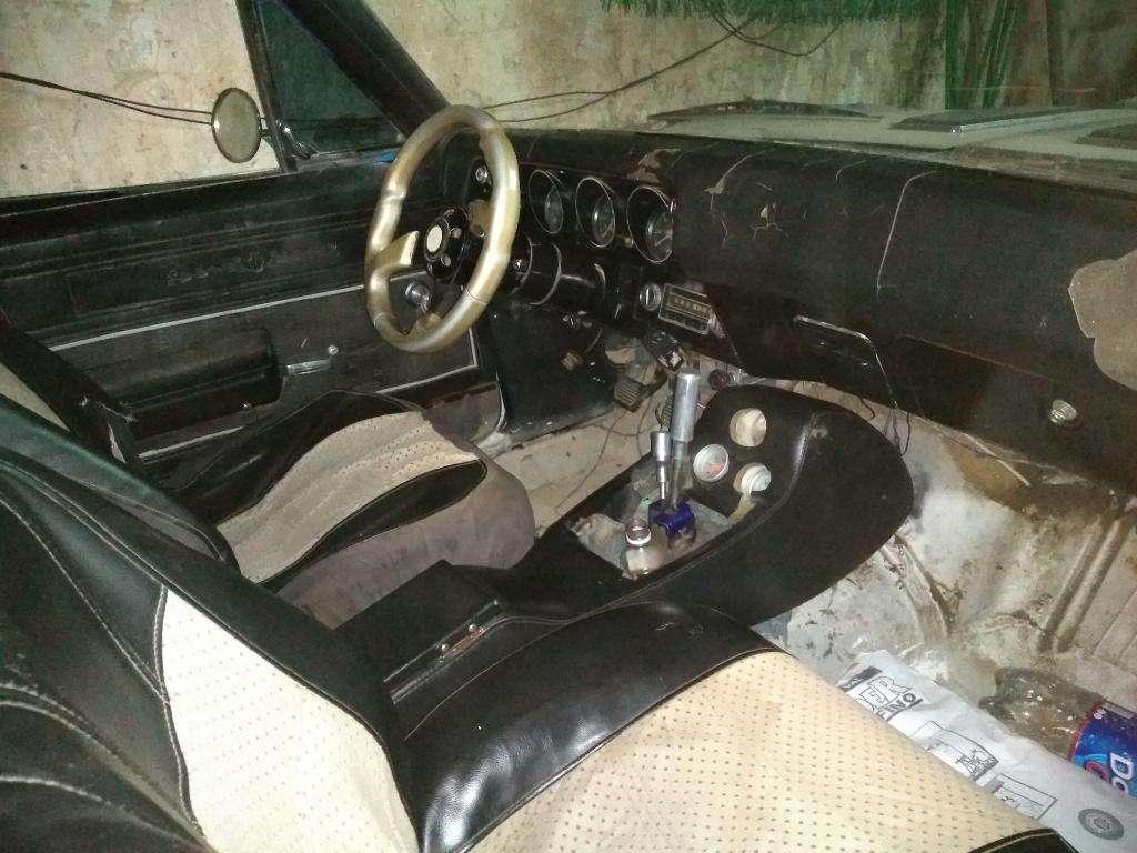 Vendo O Permuto Chevy Ss M74