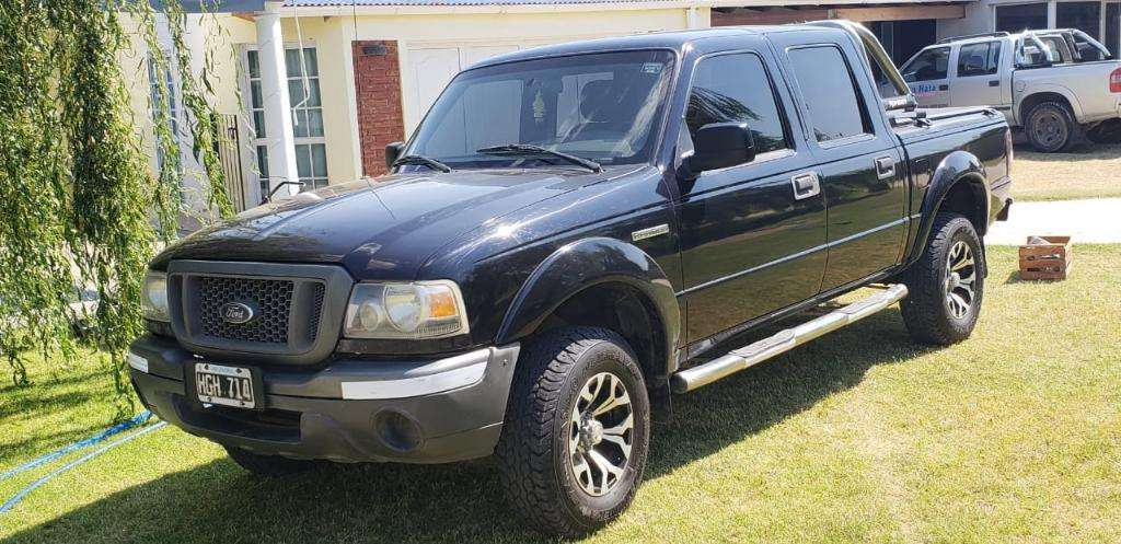Ford Ranger  Impecable. Permuto Auto