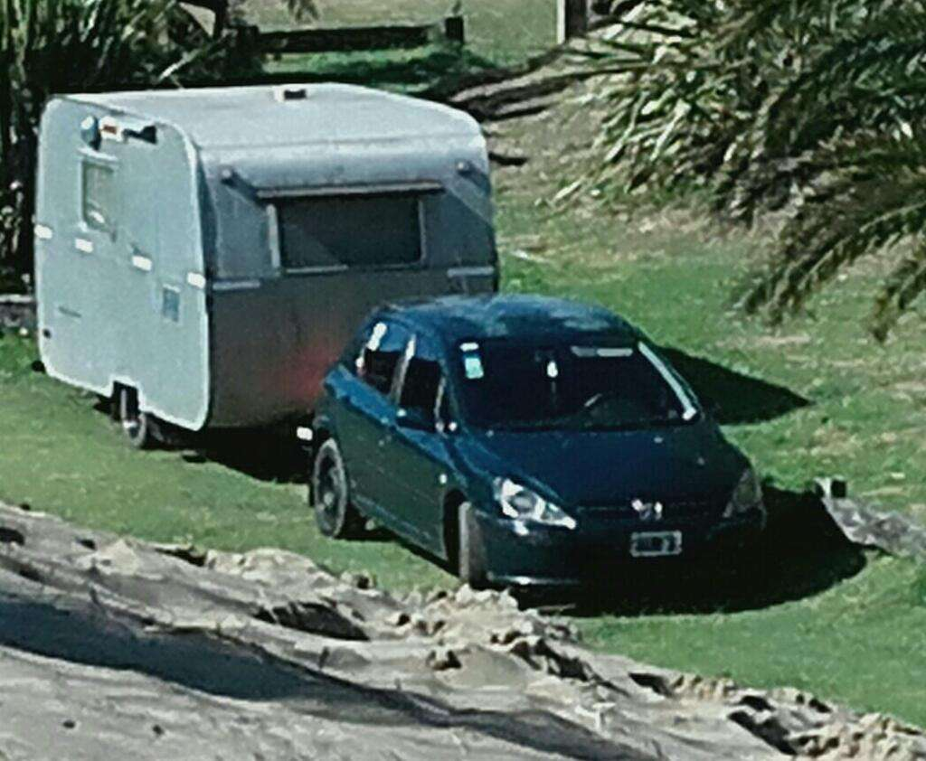 Peugeot 307 Diesel  con Casa Rodante