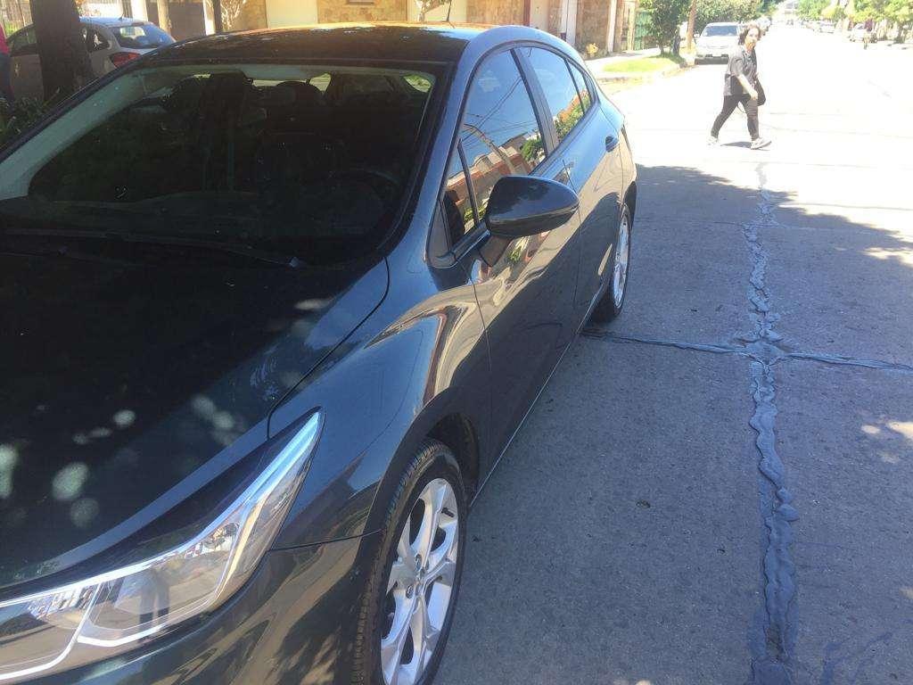 Chevrolet Cruze 1.4 Lt Mod  Gris Oscuro Unica Mano