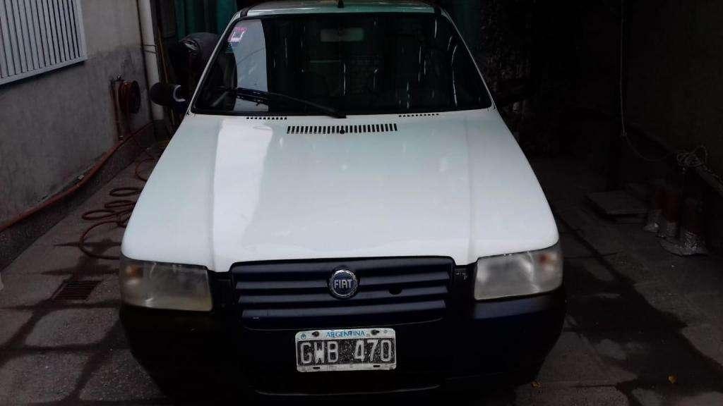 Fiat uno cargo 13 Fire base gnc