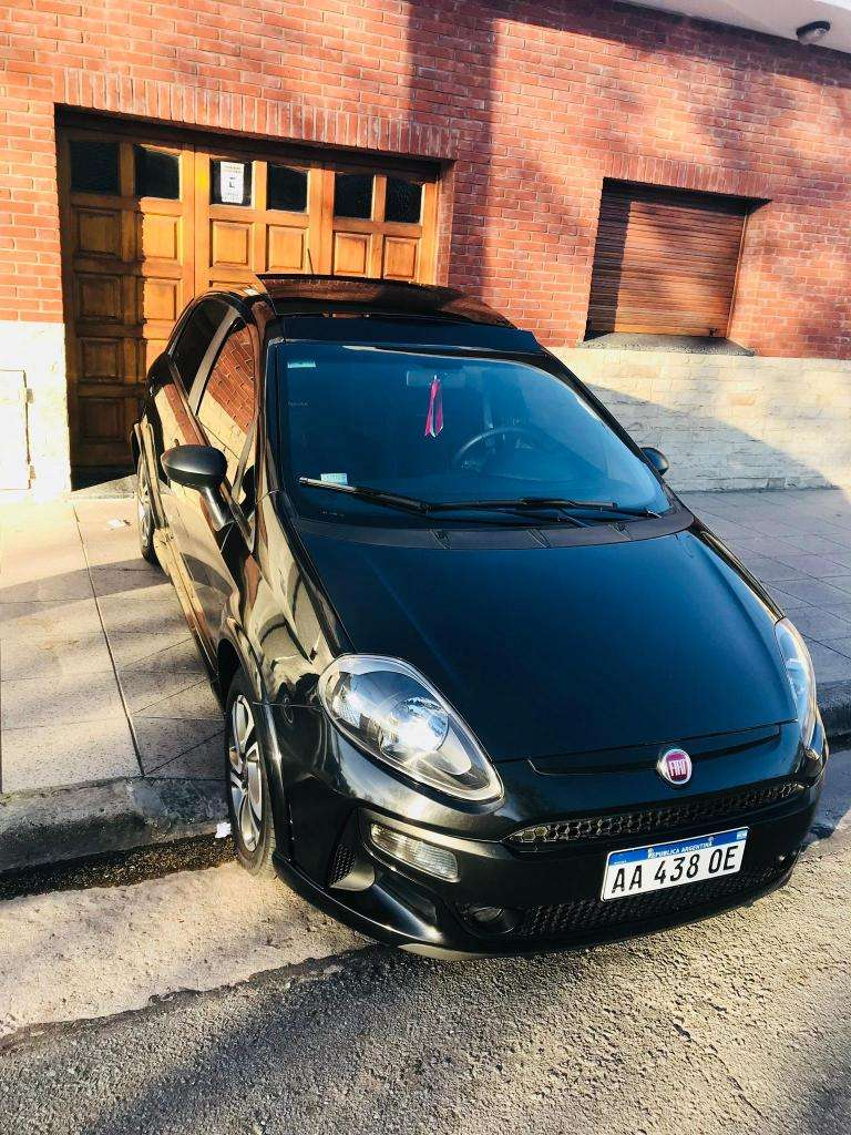 Fiat punto blackmotion cel