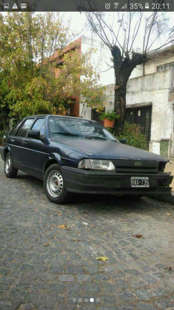 Ford Galaxy 93 Full Nafta Y Gnc