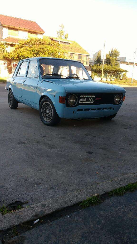 128 Berlina Impecable