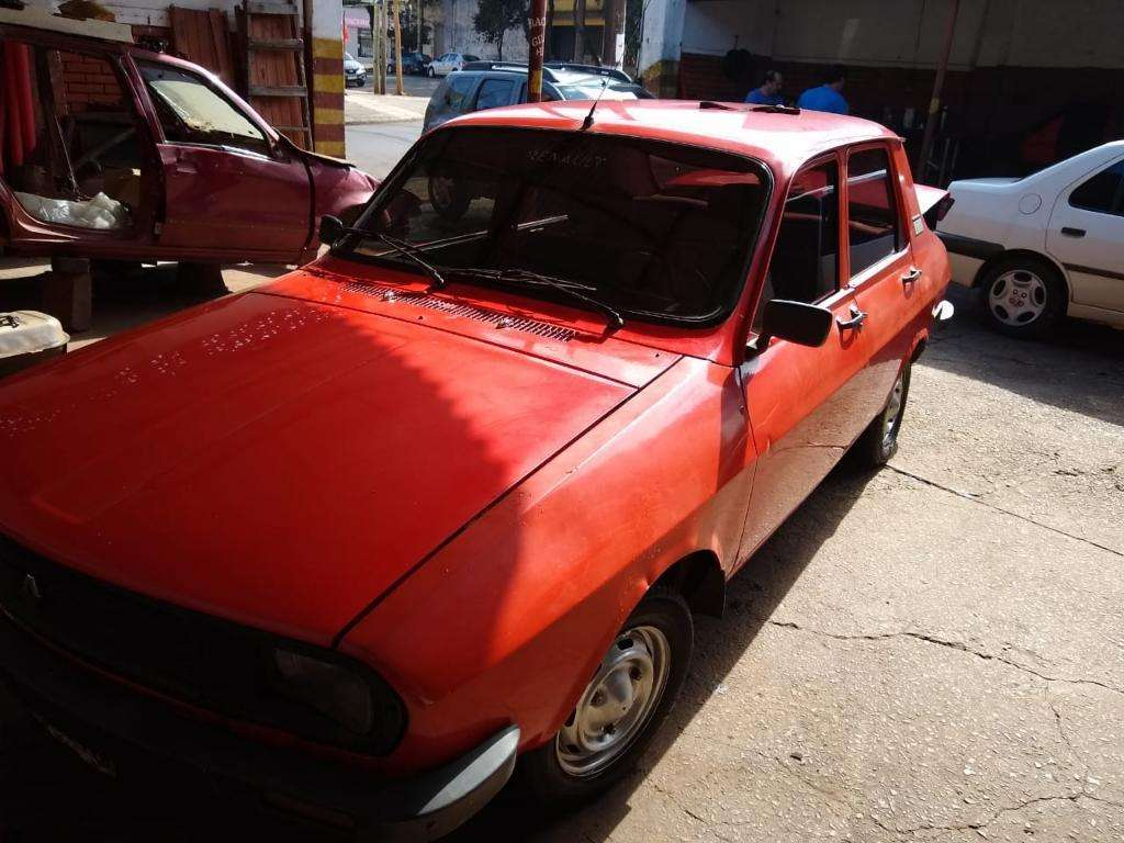 Remato Renault 12 Soy Titular