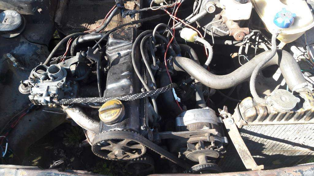 Senda Gacel 95 Motor Audi