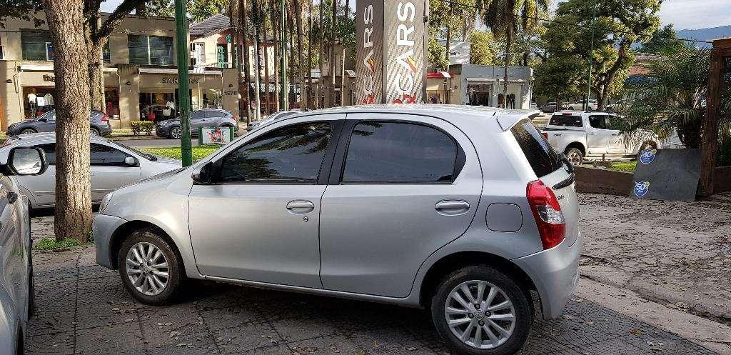 Toyota Etios Xls 5p.