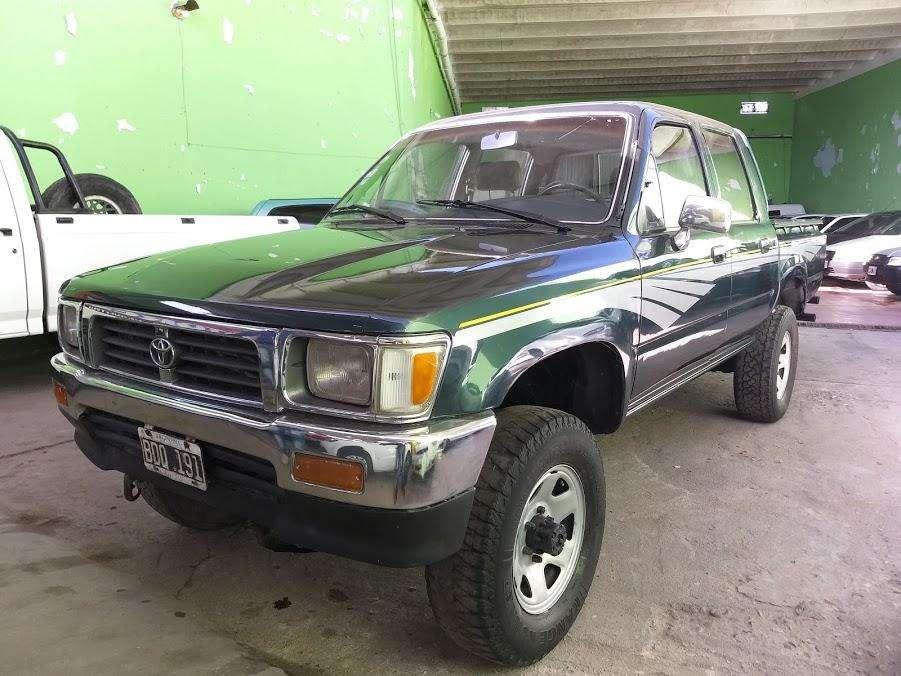 Toyota Hilux x4