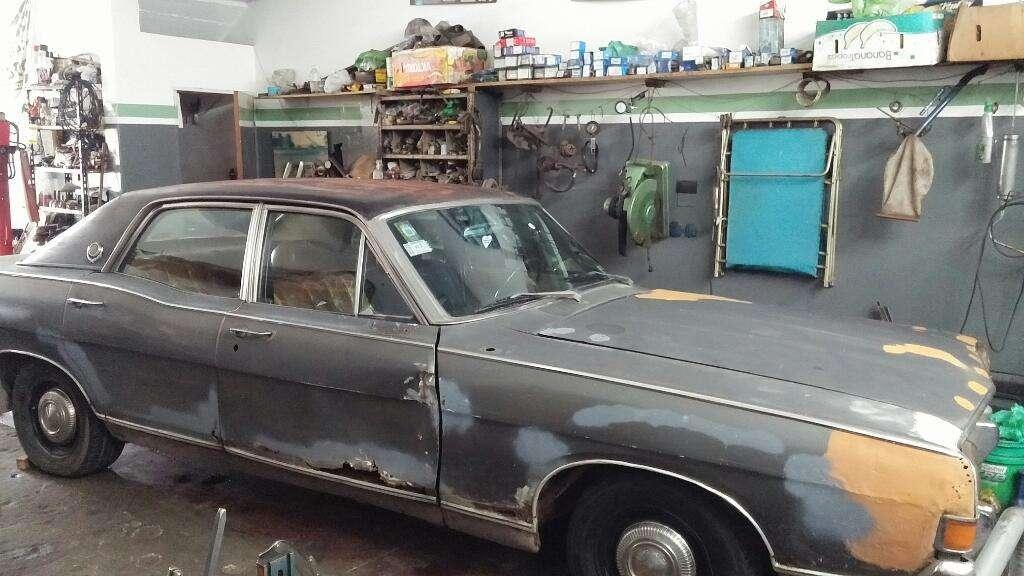 Ford Fairlane Ltd Elite 79