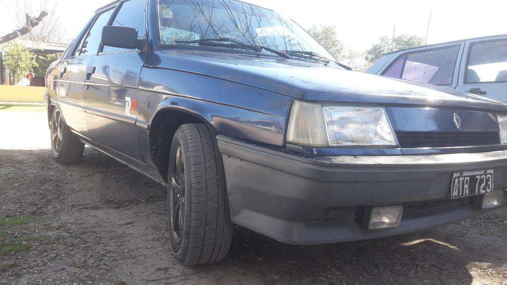 Renault 9 Gnc