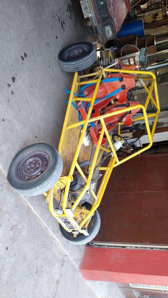 Vendo Arenero Motor R12 Completo