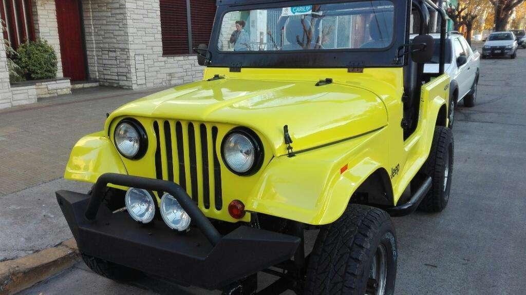 Jeep Ika 4 X 4 Chevrolet 250