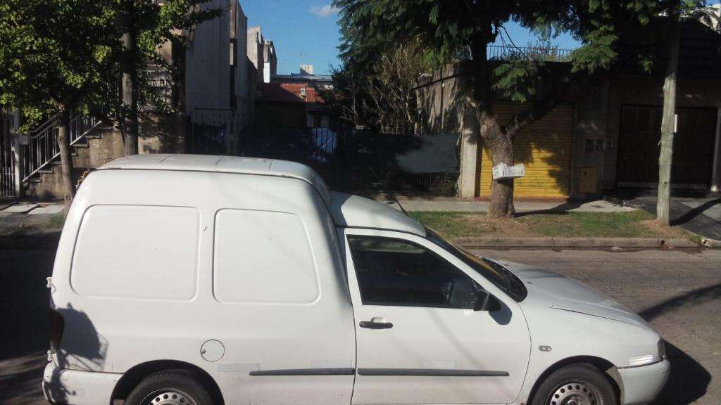 VW CADDY AO  MOTOR 16 CON GNC