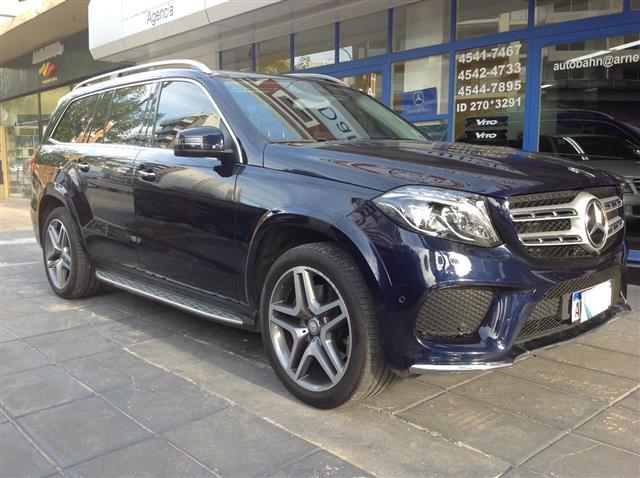 Mercedes-Benz GL No Especifica