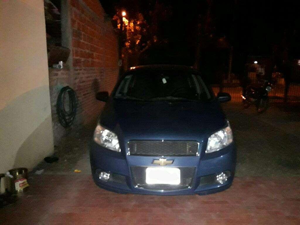 Vendo Chevrolet Aveo G3 Lt