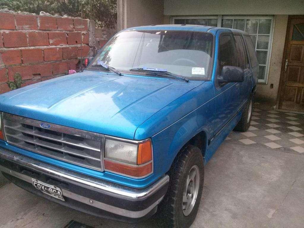 Ford explorer 4x