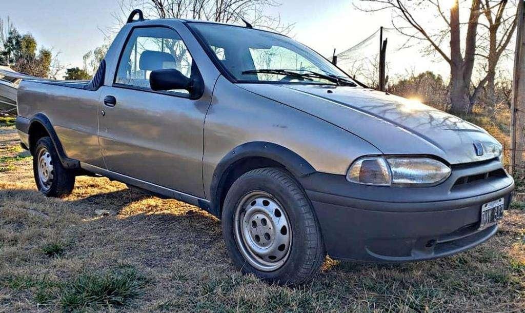 Camioneta Fiat Strada