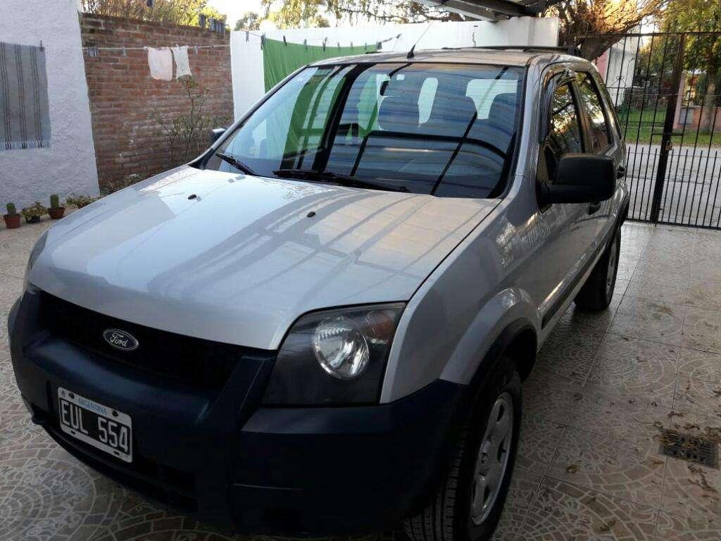 Ford Ecosport Gnc