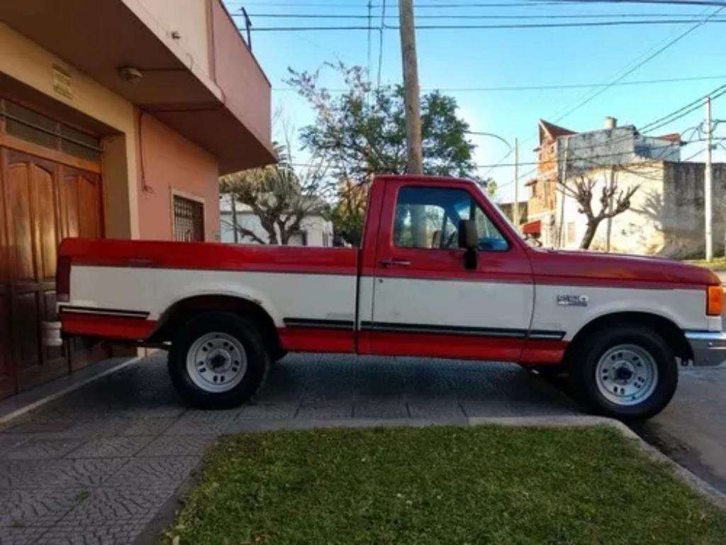 Ford F100 Modelo 89 Impecable