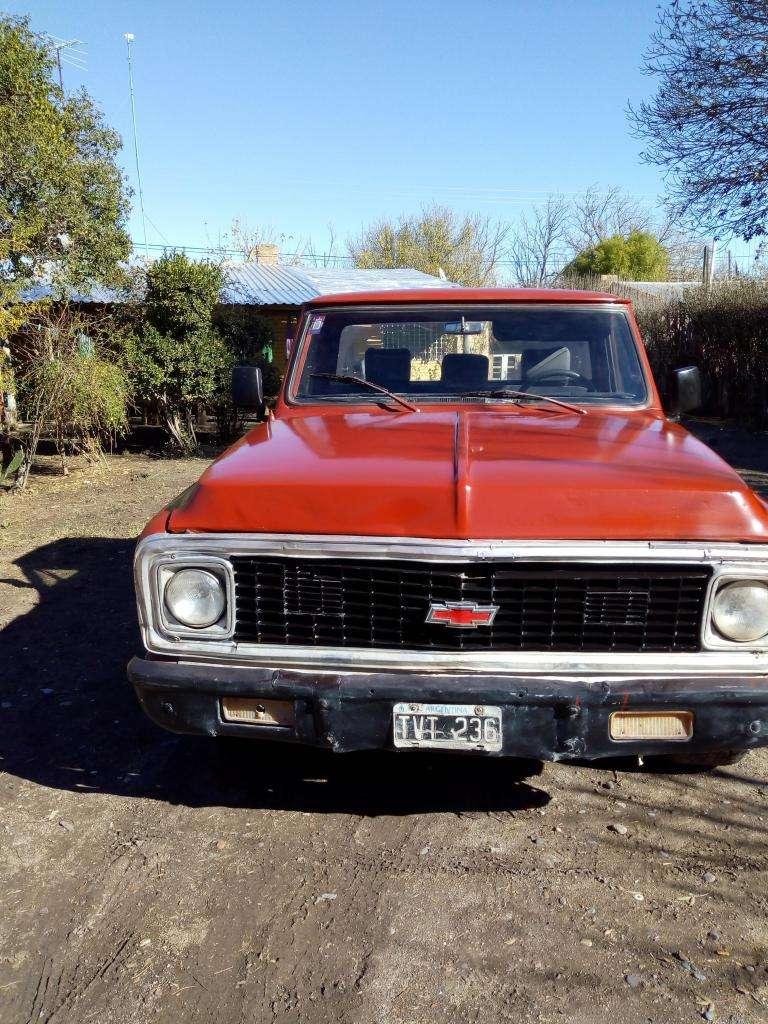 Vendo Chevrolet C10 ao 72 NAFTA GNC